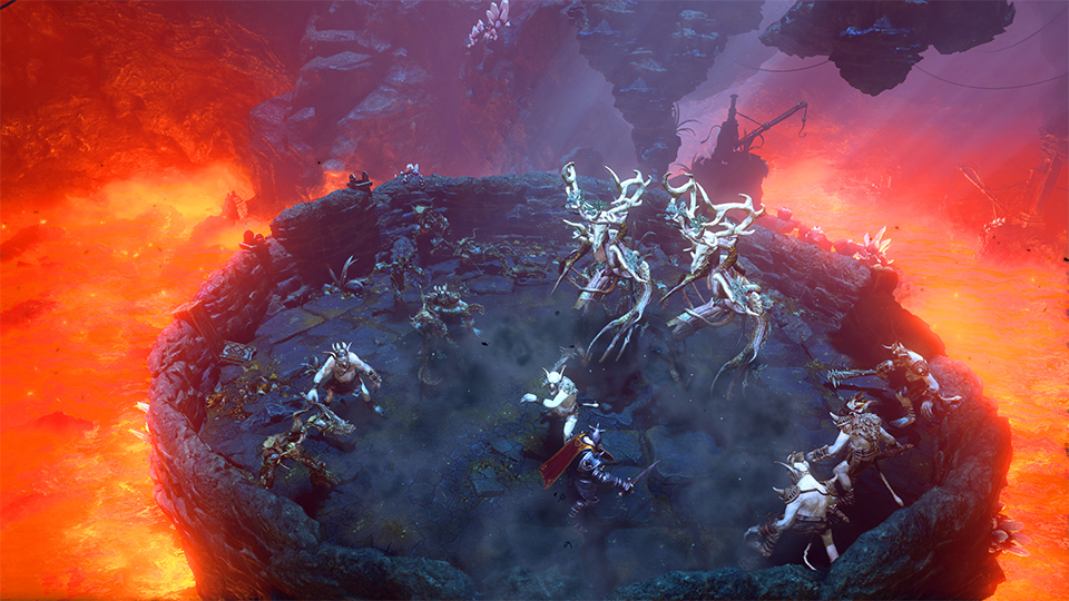 Trine_3_Lost_Page_Battle
