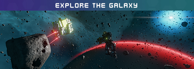Starbase – A New Sci-Fi MMO Game By Frozenbyte Revealed