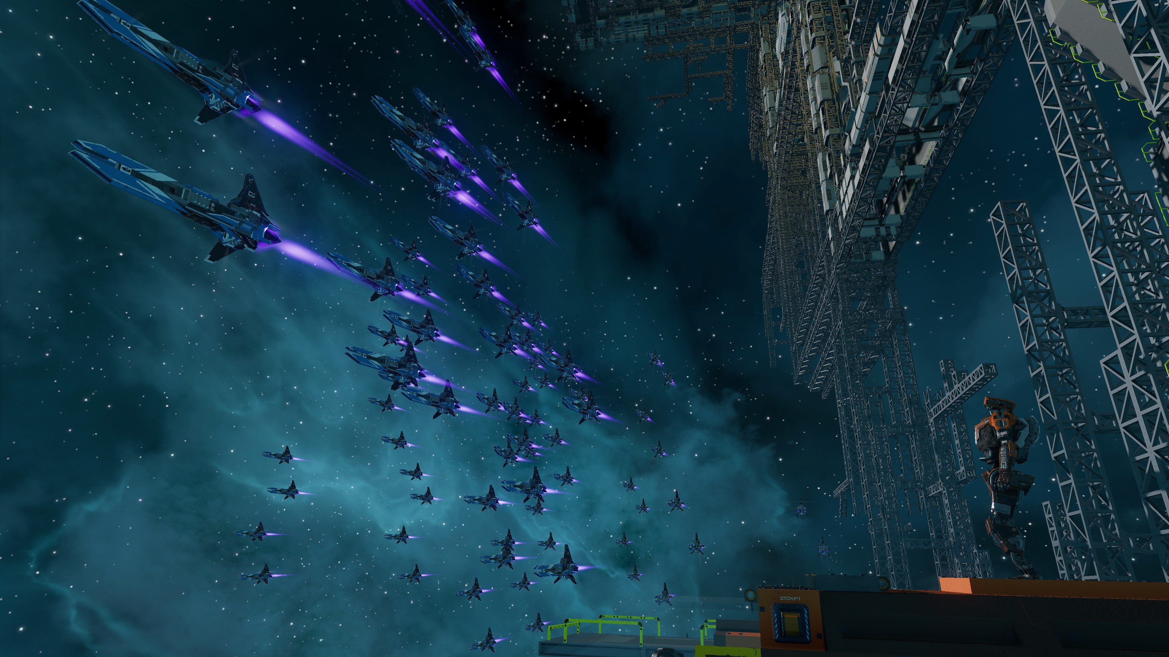 Starbase – A New Sci-Fi MMO Game By Frozenbyte Revealed! | Frozenbyte